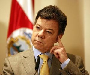 Juan Manuel Santos, Presidente de Colombia. Archivo/EFE