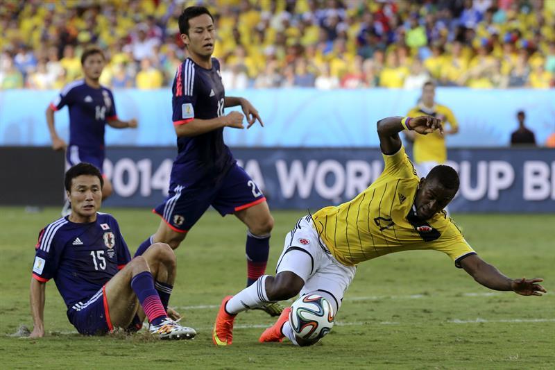 Colombia firma tercera victoria y se cita con Uruguay