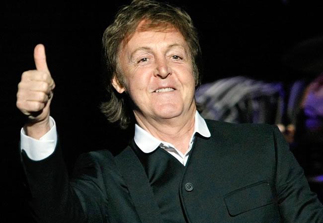 McCartney se siente mejor y reprograma conciertos cancelados