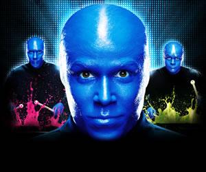 Blue Man Group por primera vez en Bogotá