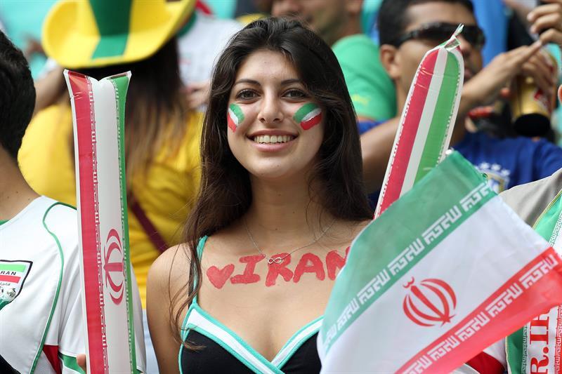 Las imágenes de triunfo de Bosnia sobre a Irán
