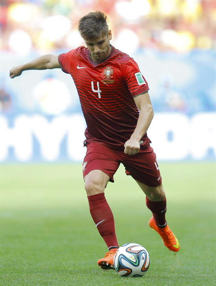 Miguel Veloso of Portugal in action during the FIFA World Cup 2014 group G. Foto: EFE