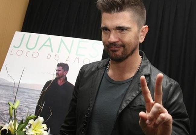 Juanes dice que la creatividad y la innovación son esenciales para un artista