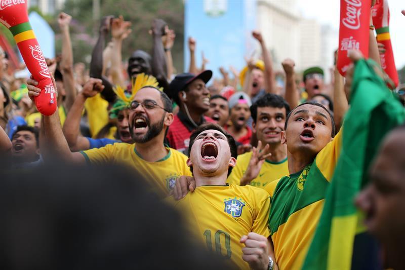 Brasil entra en cuartos tras la tanda de penaltis