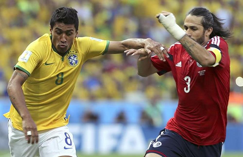 Mario Yepes supera a Leonel Álvarez