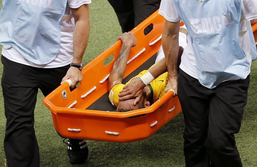 Neymar no necesitará ser operado. Foto: EFE