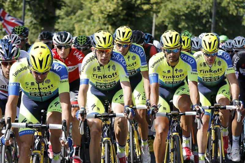 Kittel se viste el primer amarillo por segundo año consecutivo