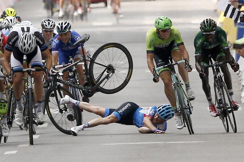 El italiano Trenti gana el