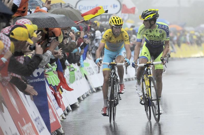 Kadri firma la primera victoria en escapada y Nibali conserva el amarillo
