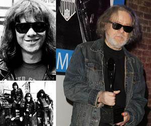 El mundo del rock llora la muerte del último de los Ramones