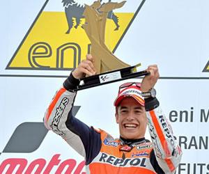 Así se disputó el Gran Premio de Alemania en el circuito de Sachsenring