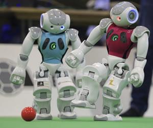 Brasil acoge con la RoboCup el Mundial de Fútbol entre androides