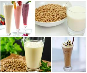 Aprenda a preparar novedosas recetas a base de soya