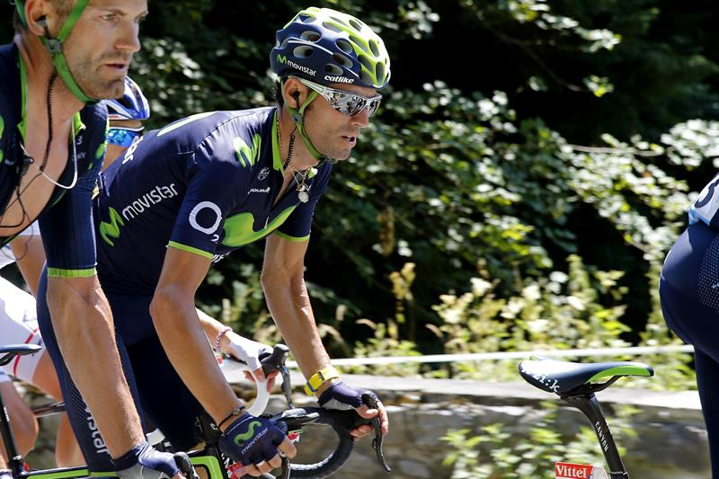La etapa reina del Tour 2014 en imágenes. Foto: EFE