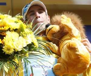 Níbali, virtual campeón del Tour de Francia