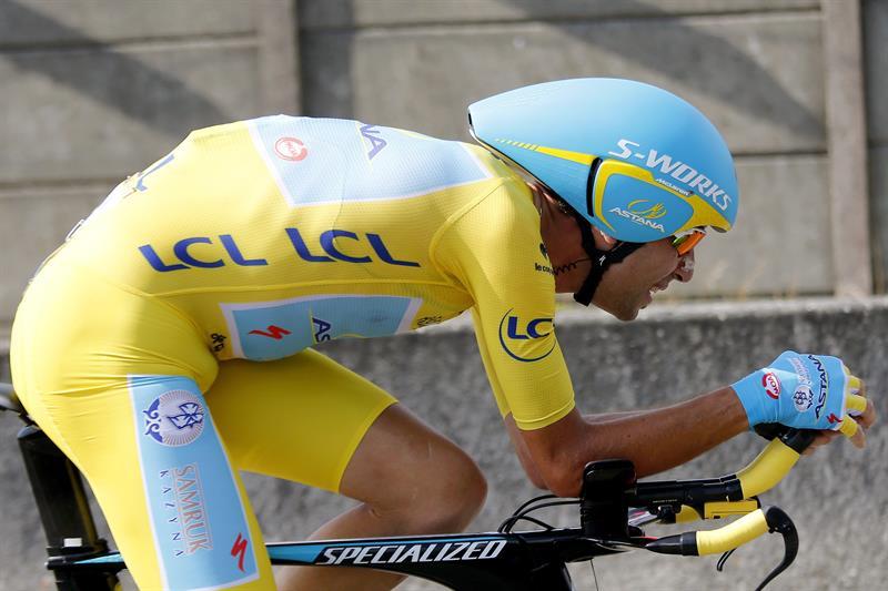 Galería de la 'crono' del Tour de Francia