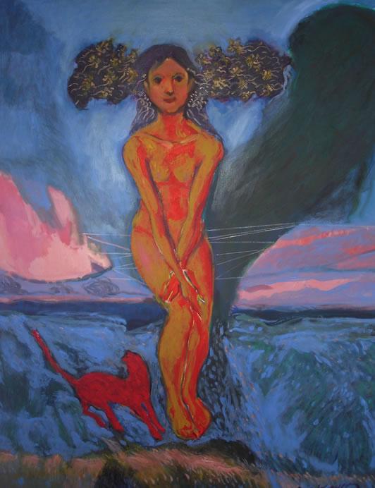Pensando en Munch.