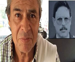 Capturan al coronel del Ejército Jorge Eliécer Plazas por homicidio del humorista Garzón