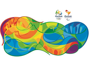 Divulgan la imagen corporativa de los Juegos Olímpicos de Río 2016