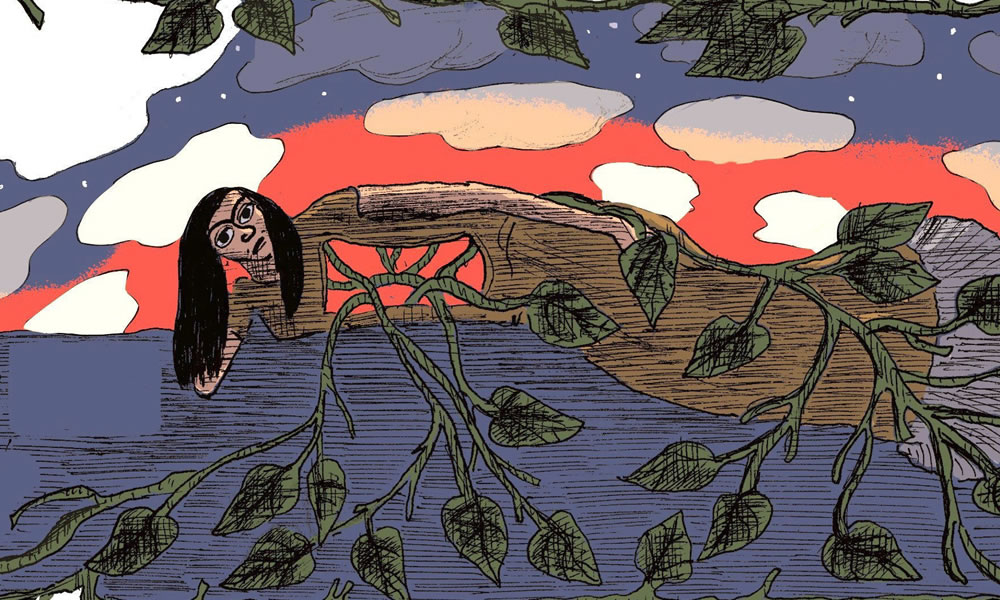Imagen facilitada por el ilustrador Tyto Alba que pertenece al cómic