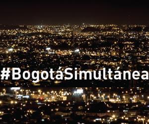 Toma una foto y haz parte de Bogotá simultánea