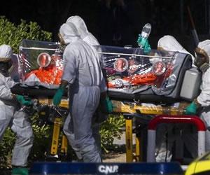 Virus del ébola inhabilita el sistema de inmunidad