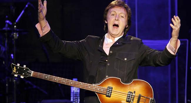 Paul McCartney se despide del escenario del último concierto de los Beatles
