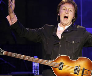 Paul McCartney se despide del escenario del último concierto de los Beatles