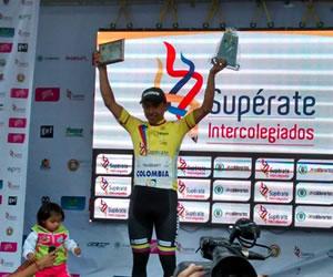Camargo gana la novena etapa y Rubiano sigue líder