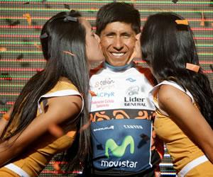 Quintana asegura que está mejor de lo que esperaba para la Vuelta a España