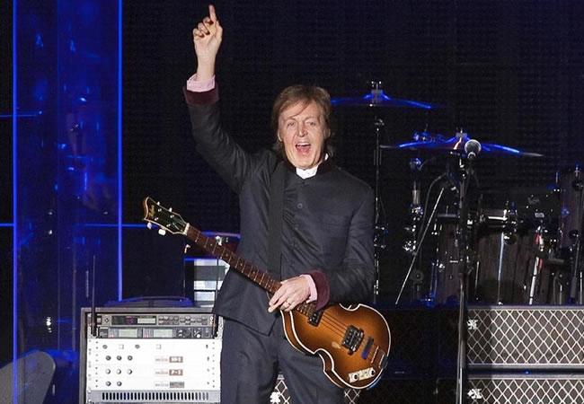 Paul McCartney desata la locura en último concierto de los Beatles