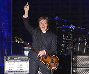 Paul McCartney desata la locura en último concierto de los Beatles