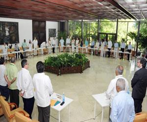 Las víctimas confían en proceso de paz como única salida para Colombia