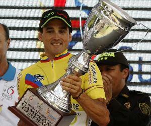 Galería del título de Sevilla en la Vuelta a Colombia