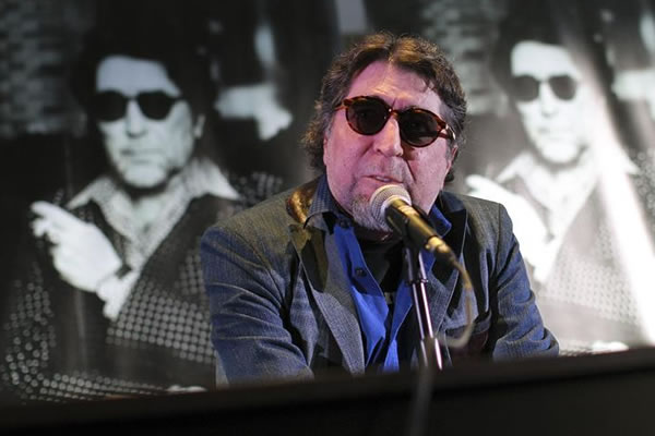 Joaquín Sabina revive su disco