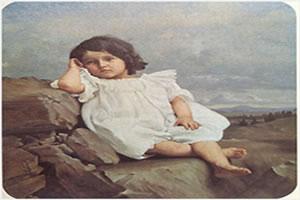 ¨Retrato de La niña Maria¨