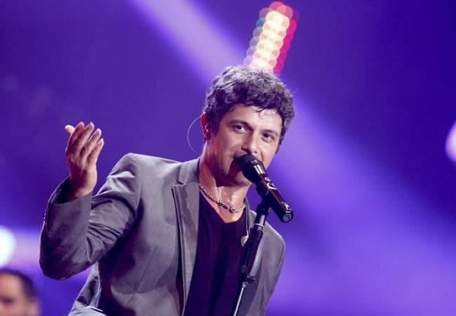Alejandro Sanz recibirá pemio del Salón de la Fama de los Compositores Latinos