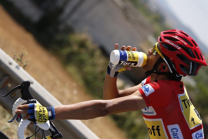 Degenkolb logra en Logroño su tercera victoria; Contador sigue líder