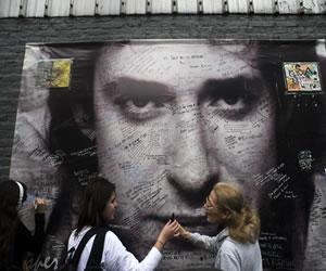 Argentina está de luto ante la partida de su grande Gustavo Cerati
