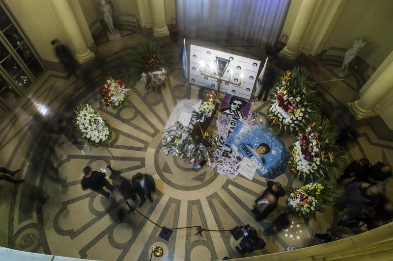 El último adiós a Gustavo Cerati