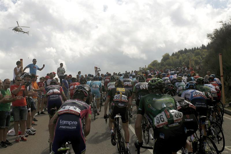 Alberto Contador gana la etapa reina y es más líder de la Vuelta