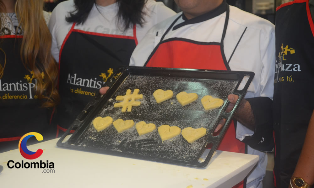 Cocinando con los Famosos. Foto por: Alejandra Fontecha y Natalia Quevedo // Colombia.com