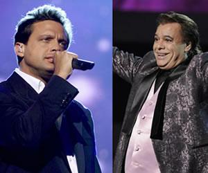 Juan Gabriel y Luis Miguel cantarán en Las Vegas por independencia mexicana