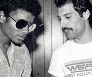 Se publican tres temas inéditos de Freddie Mercury junto a Michael Jackson