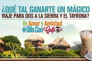 En Amor y Amistad #DiloConCafé