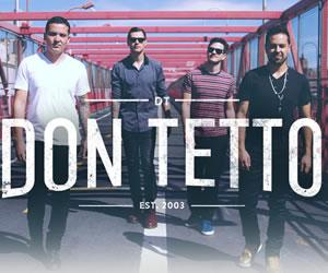 Don Tetto recibe una nueva nominación a los premios Latin Grammy