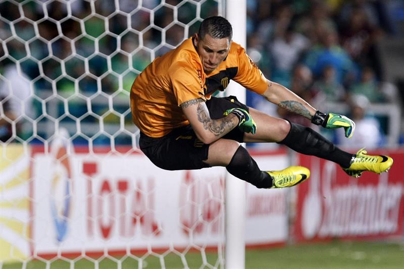 La salida del Cali de la Sudamericana en imágenes