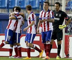 Triunfo del Simeone sobre Tevez en Madrid