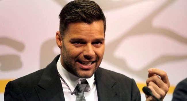 Ricky Martin. Foto: EFE