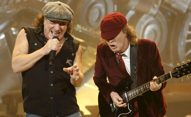 AC/DC. Foto: EFE
